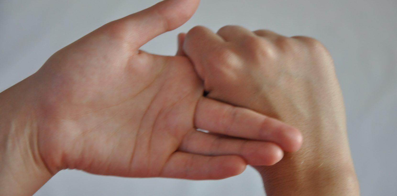 """Strömen-Workshop """"Finger-Strömen"""""""