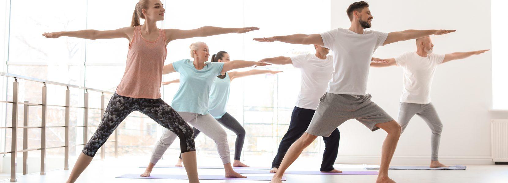 Yoga & Strömen: Yoga tut allen gut