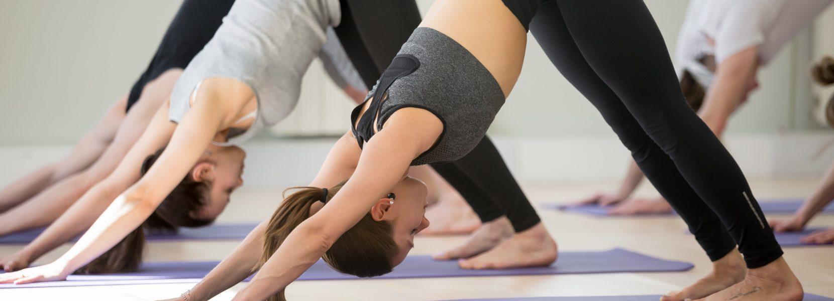 Yoga & Strömen: dich dehnen und kräftigen