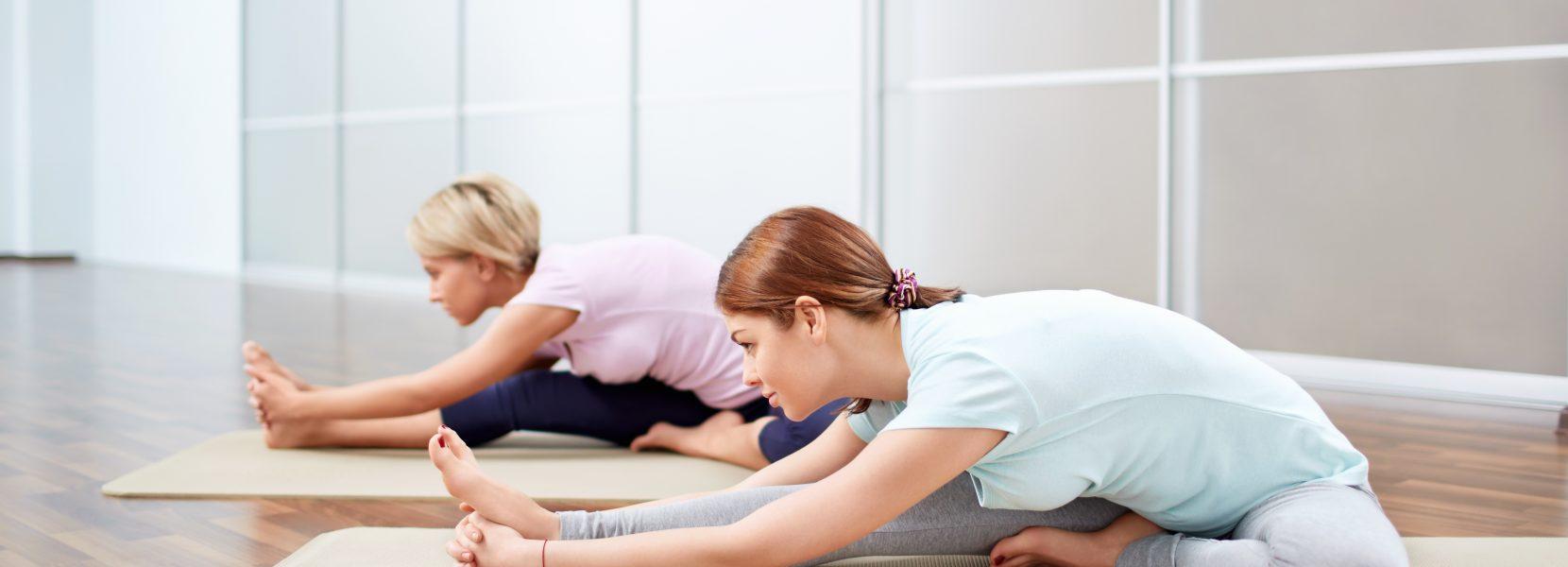 Yoga & Strömen: Yogaübungen auf neue Art kennen lernen