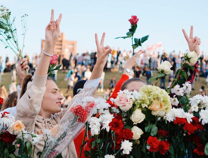 Yoga & Strömen: Segen für unsere Schwestern in Belarus – jetzt umso mehr