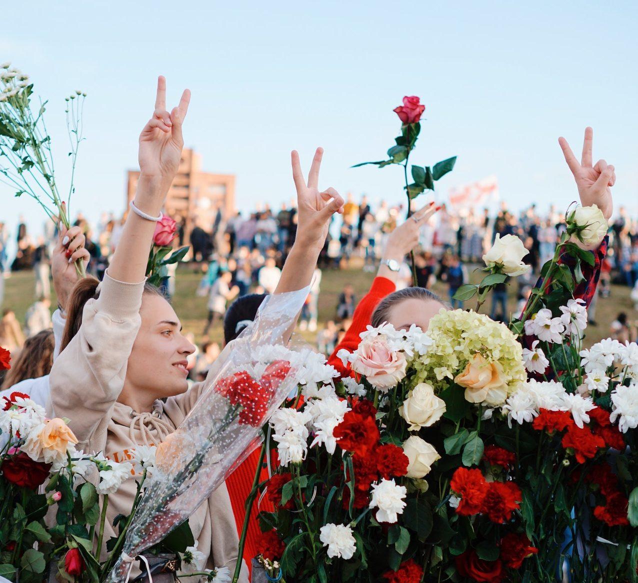 Segen für unsere Schwestern in Belarus – jetzt umso mehr