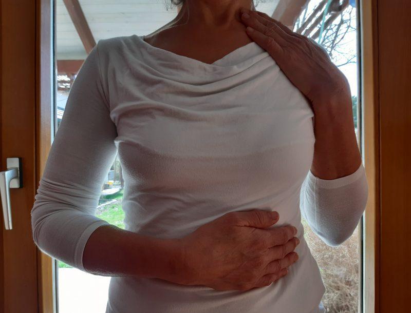 Yoga & Strömen: Die Lunge fit strömen