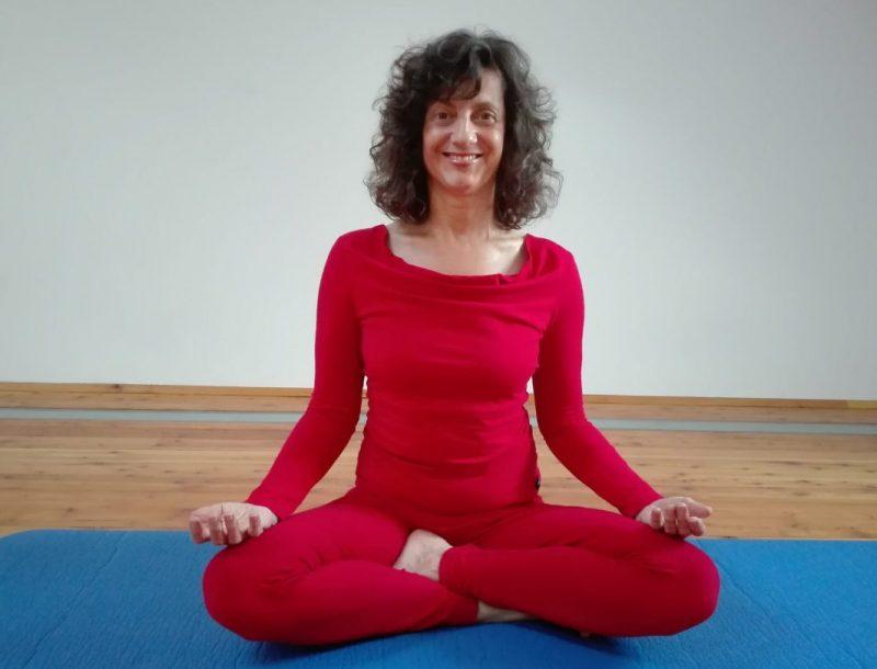 Yoga & Strömen: Pranayama-Challenge der Yogalehrerin