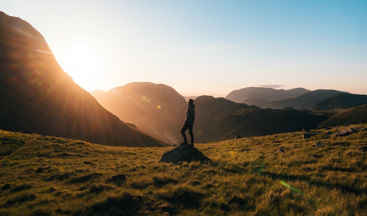 Lass die Sonne rein – mit Yoga