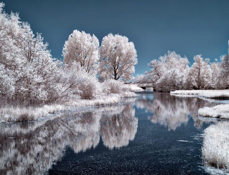 Yoga & Strömen: Die tiefe Winterstille und unsere Nierenkraft