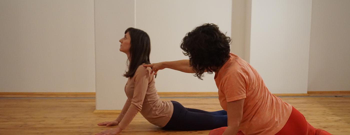 Yoga & Strömen: Yoga-Einzelstunden