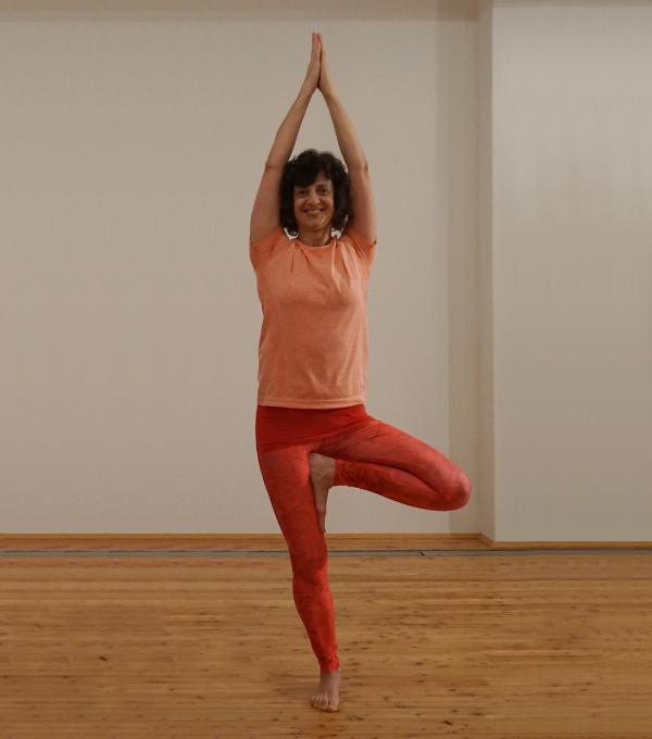 Yoga und Strömen – zwei ganzheitliche Entwicklungssysteme 2004 Niederfellabrunn